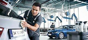 BMW Hasar işlemleri