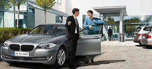 BMW servis vale hizmeti