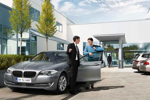 BMW Vale Hizmeti