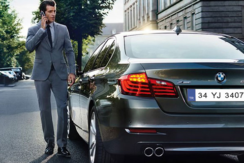 BMW Yol Yardım Hattı